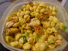 orecchiette, vegetarian food, pasta, food, dish, cuisine,