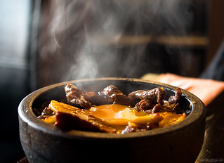 Korean Stone Hot Pot // 336