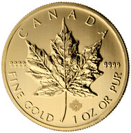 2013 gold Maple Leaf rev