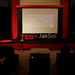 The TEDxJakSel 2012 stage