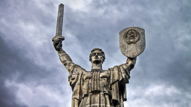 0316 - Ukraine, Kiev, Museum Of The Great Patriotic War HDR