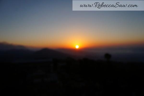 Sarangkot Nepal - sunrise pictures - rebeccasawblog-009