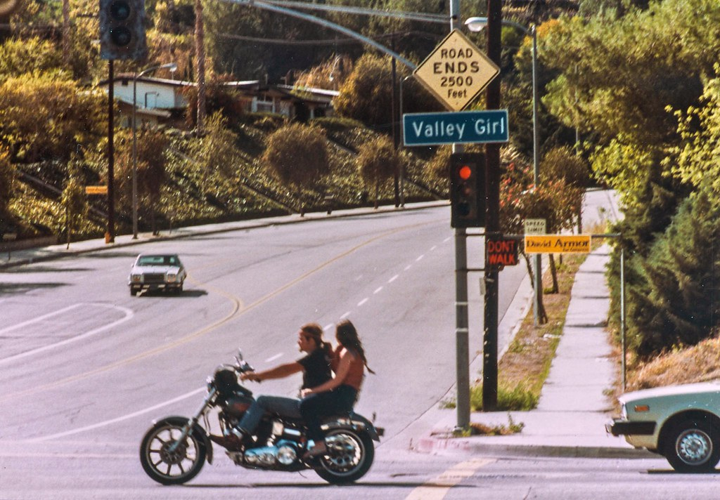 valley girl 1982