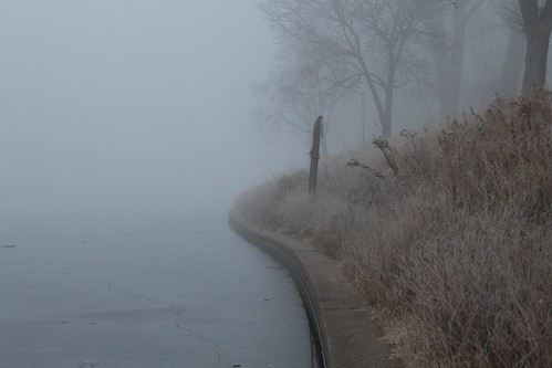 December 2nd, 2012. Sunday Morning fog.