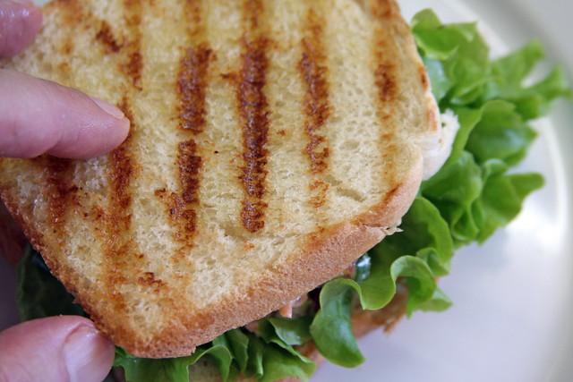 Sandwich de Atún 117