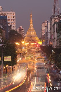 Yangon - Rush Hour