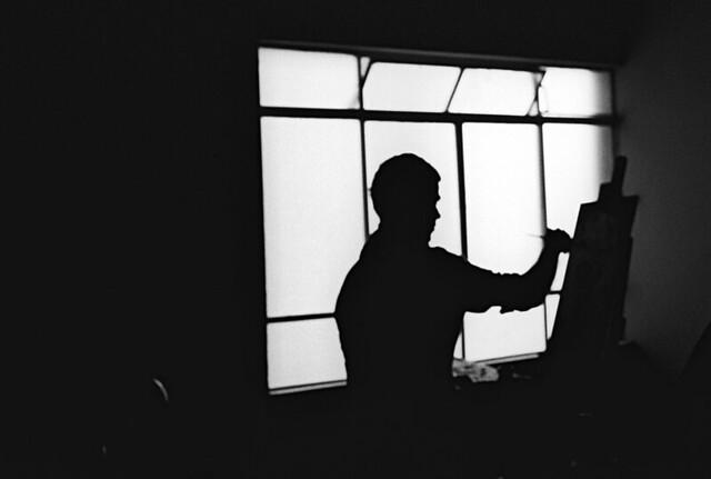 Ernesto Bonato na Galeria Mezanino