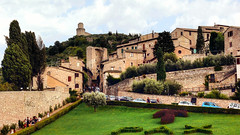 Assisi, Italy, 2008