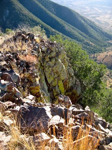 arizona dragoonmountains blackdiamondpeak