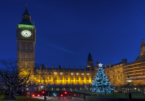 A Parliamentary Christmas...