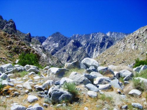 california blue sky mountain mountains way rocks tram palm springs tramway