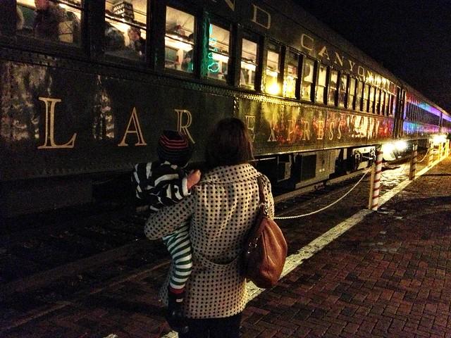 Polar Express 2012