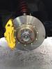 New Steel brakes