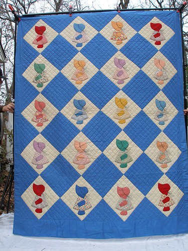 Antique quilt found at my grandmother's house