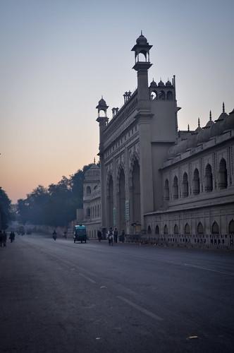sunrise lucknow baraimambara hussainbad