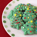 Christmas Tree Spritz Cookies by kellbakes for CraftyBaking.com