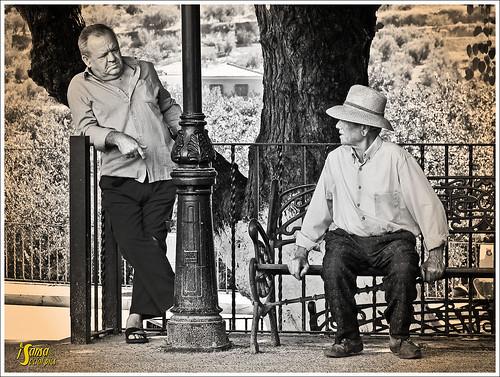 Vecinos de Zagrilla Baja by Sansa - Factor Humano