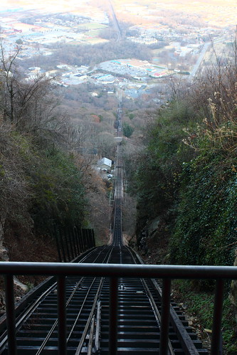 View from Incline Railway