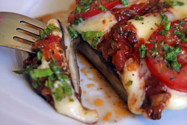 hongos portobello a la napolitana foto receta taringa