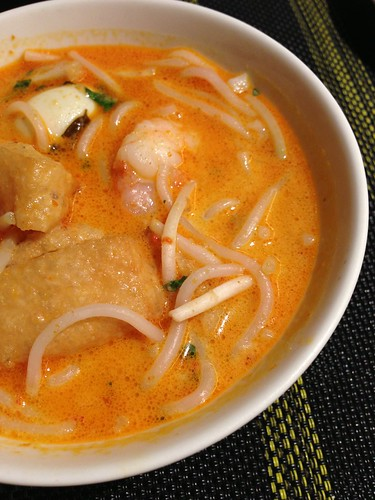 Laksa @ Open House, Grand Park Orchard