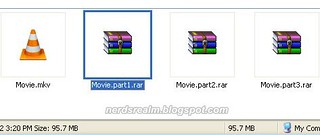 How To Compress Large Files Using Winrar - Nerd's Realm