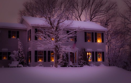 There is no place like home for the holidays by !!WaynePhotoGuy