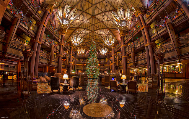 Animal Kingdom Lodge 12/13/12