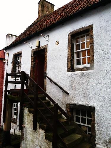 Culross Architecture, Scotland