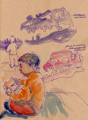 November 2012: American Museum of Natural History