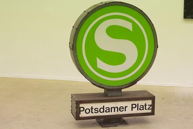 S Potsdamer Platz