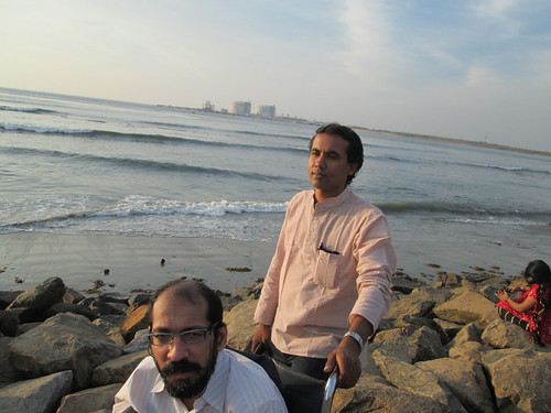 With Raju