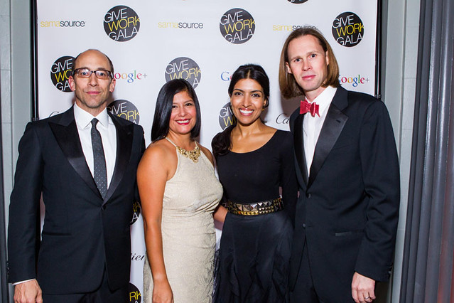 Dick Costolo, Xochi Birch, Leila Janah, Michael Birch