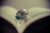 Turquoise ring from Nishapur. by Aredaphotography