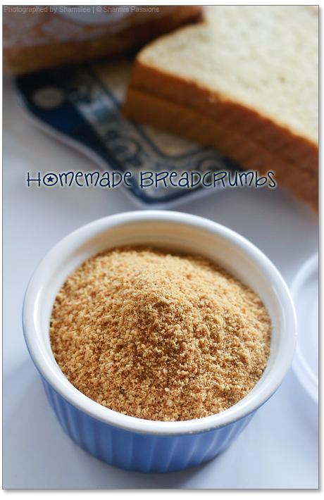 Homemade Breadcrumbs Recipe