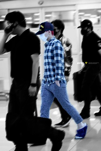 Big Bang - Gimpo Airport - 07jun2015 - G-Dragon - avril_gdtop - 05