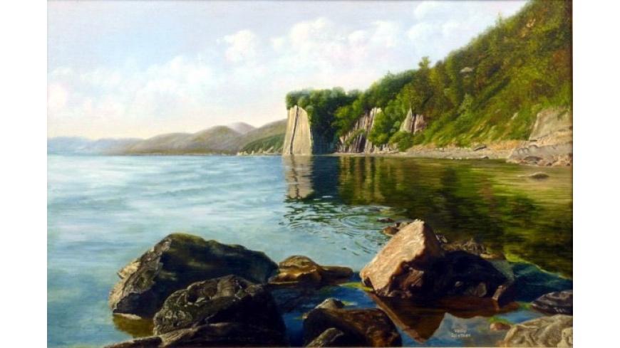 Ежегодный Международный конкурс пейзажной живописи «Я рисую, как Киселев» в Туапсе