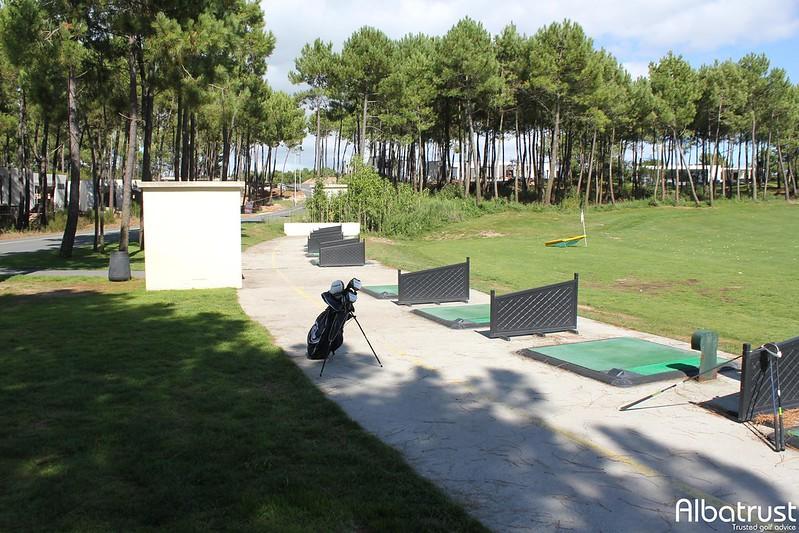 photo du golf La Palmyre Golf Club - Practice - Putting green