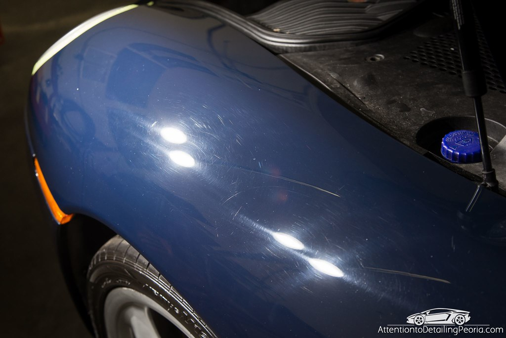 ATD | Porsche 996 imperfections