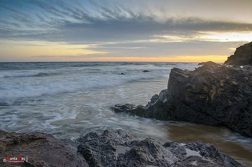 Atardecer - Playa Calblanque