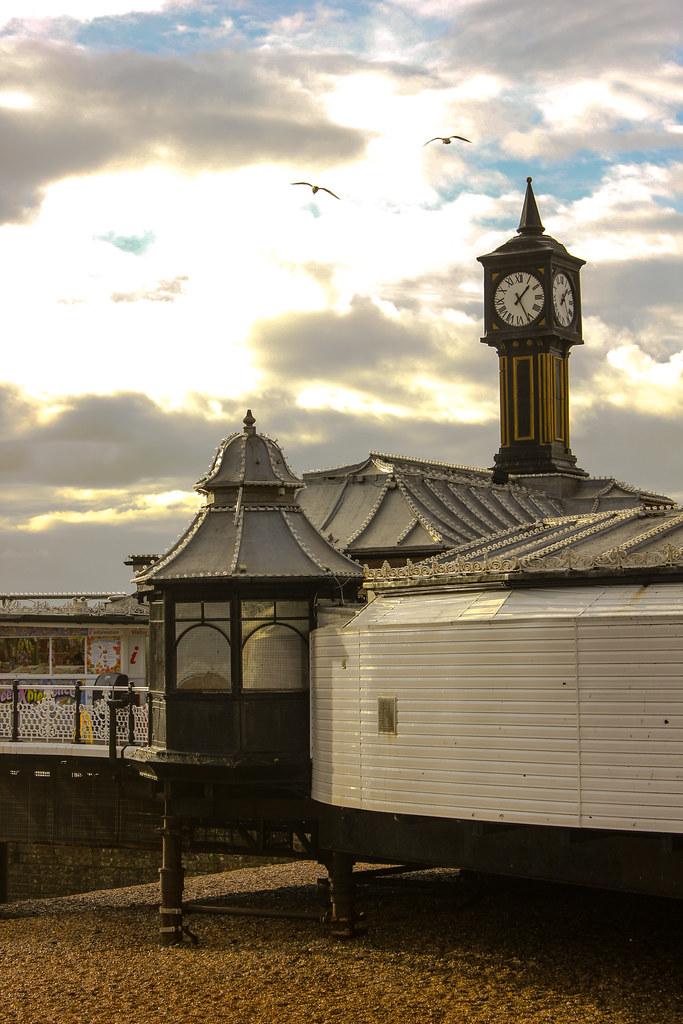 Brighton Pier, muelle de la ciudad