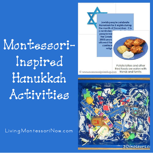 Montessori-Inspired Hanukkah Activities
