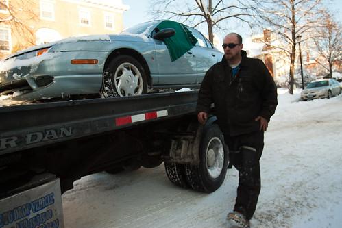 December 12, 2012 -- Snow Emergency