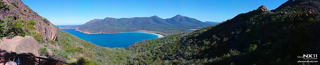 freycinet wineglass bay lookout