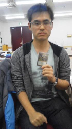 GPT Sydney - Chiba Champion : Saito Yasutaka