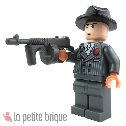 """""""Don't Call Me Scarface !"""" by LaPetiteBrique.com"""