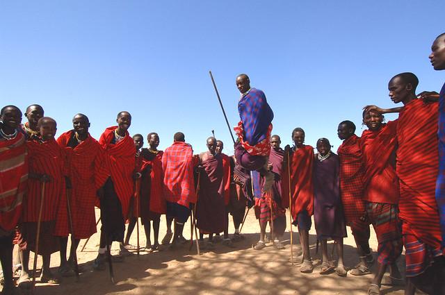 Maasai Men Jumping 6.HR.RM