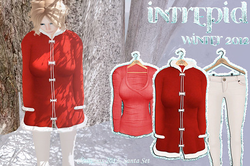 Intrepid:: Winter 2012 Santa Red