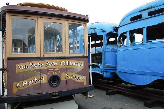 Streetcar Boneyard