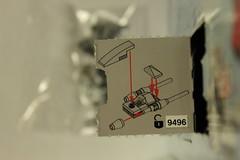 LEGO Star Wars 2012 Advent Calendar (9509) - Day 16: Naboo Royal Cruiser