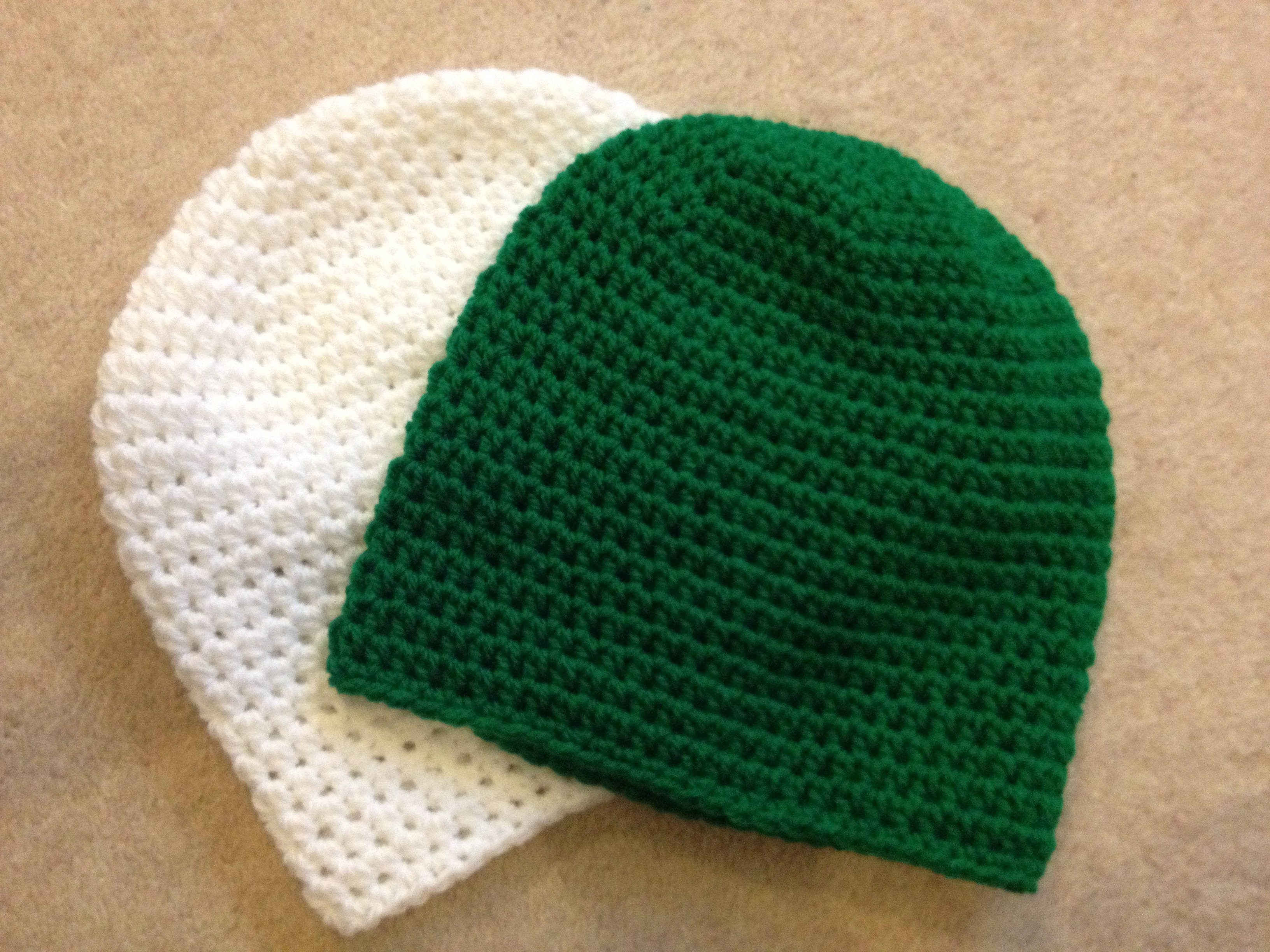 Beanies for brave students